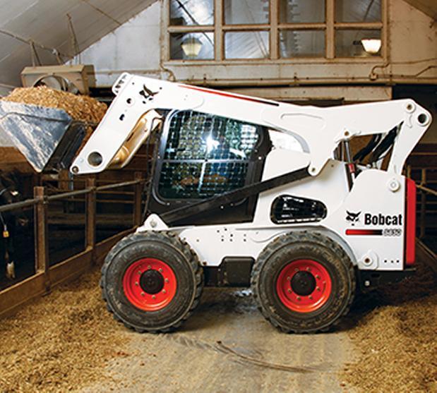 Lader Bobcat S450