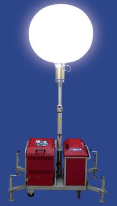 Leuchtballon ILS 2000