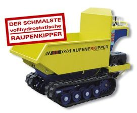 Rufenerkipper RK 026