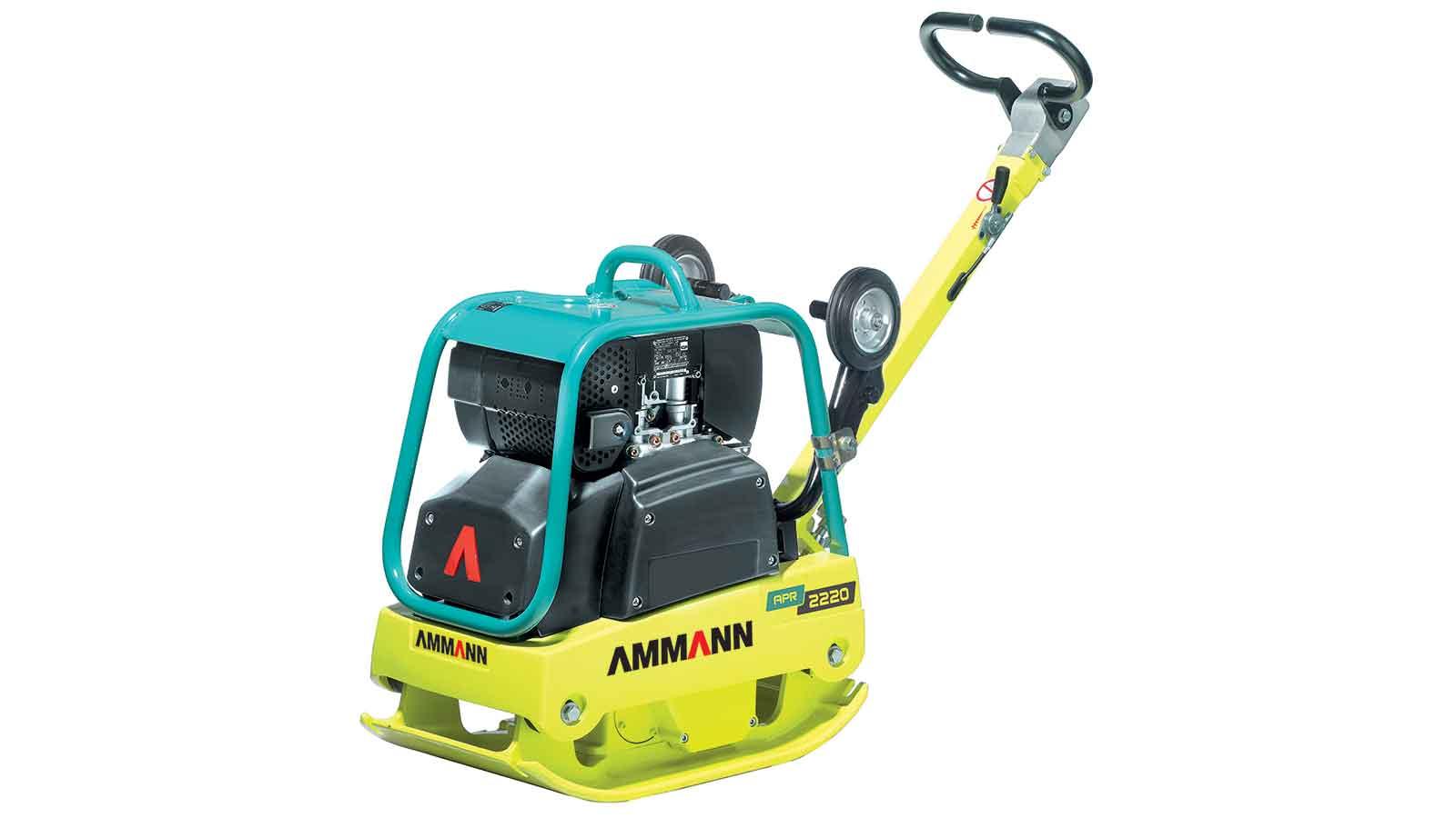 Vibrationsplatte AMMANN APR 2220 Diesel